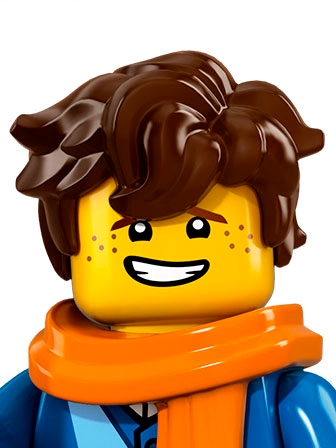 Lego Ninjago Movie Jay Walker Boys Lightning Ninja Halloween Costume