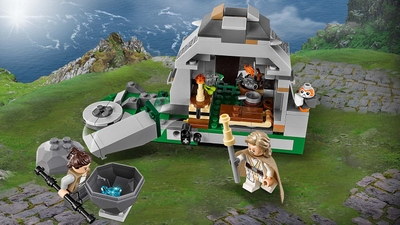 75200 - LEGO Star Wars - Ahch-To Island™ Training - Lightsaber, Jedi, Battle, Duel