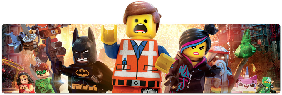 The LEGO Movie 2 Characters