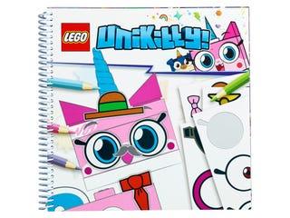 Libro de actividades de Unikitty™