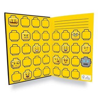 Minifiguurnotitieboekje