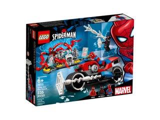 Spider-Man Bike Rescue