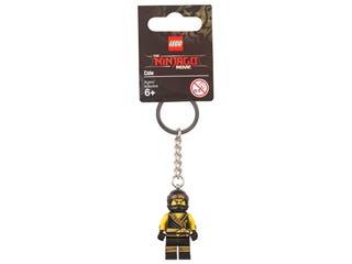 Porte-clés Cole LEGO® NINJAGO®, LE FILM™
