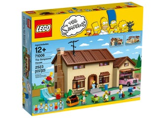 The Simpsons™ House