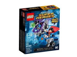 Mighty Micros: Superman™ contro Bizarro™