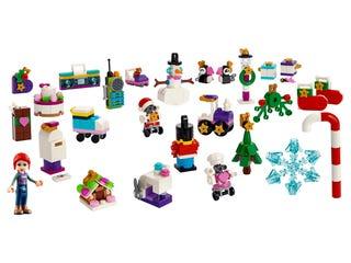 Новогодний календарь LEGO® Friends