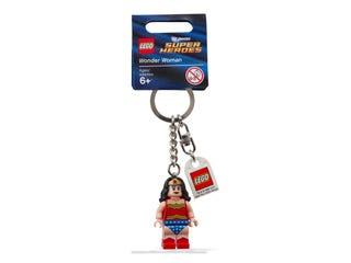 Llavero de <i>Wonder Woman</i> LEGO&reg; Super Heroes