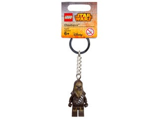 LEGO® <i>Star Wars</i>™ Chewbacca™ Key Chain