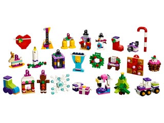 Calendario de Adviento LEGO® Friends