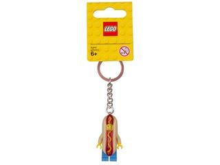 LEGO® Hot Dog Guy Keyring