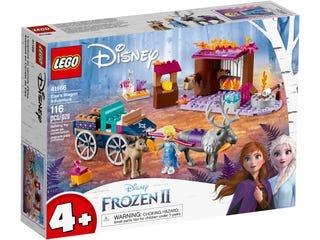L'aventure en calèche d'Elsa