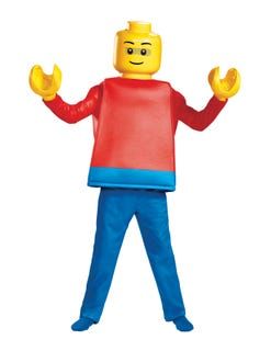 LEGO® Guy Deluxe Costume