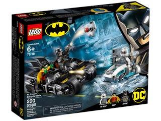 Mr Freeze™-i võitlus Bat-rattal