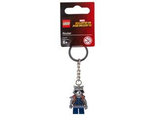 LEGO® Marvel Super Heroes Rocket Keyring