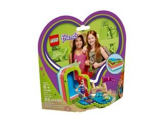 Mia's Summer Heart Box