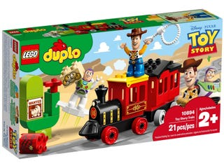 Le train de Toy Story