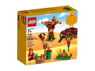LEGO® Thanksgiving Harvest