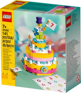 LEGO® Birthday Set