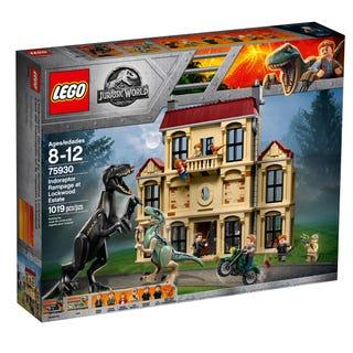 Indoraptor stormer Lockwoods gods