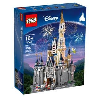 The Disney Castle