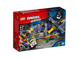 Joker™ útočí na jaskyňu Batmana