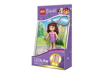 LEGO® Friends Olivia sleutellampje