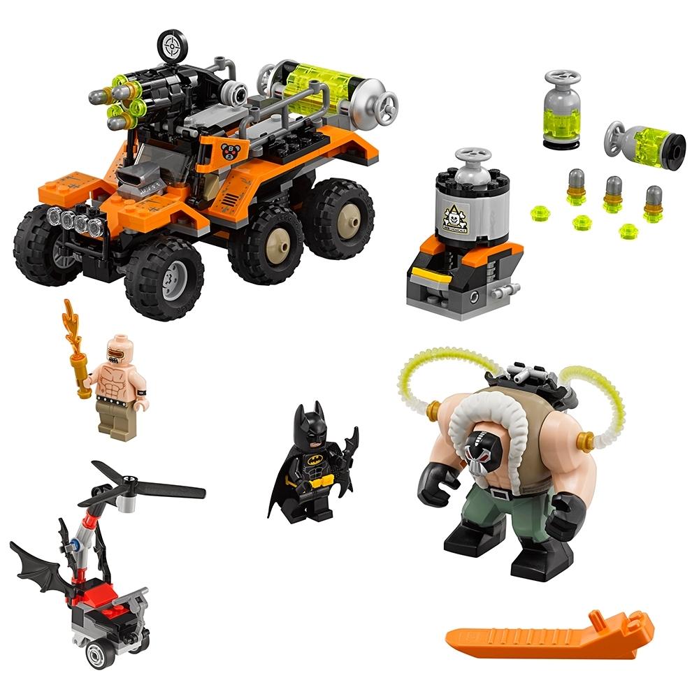 LEGO BATMAN MOVIE MUTANT LEADER MINIFIGURE 70914 DC SUPERHEROES NEW