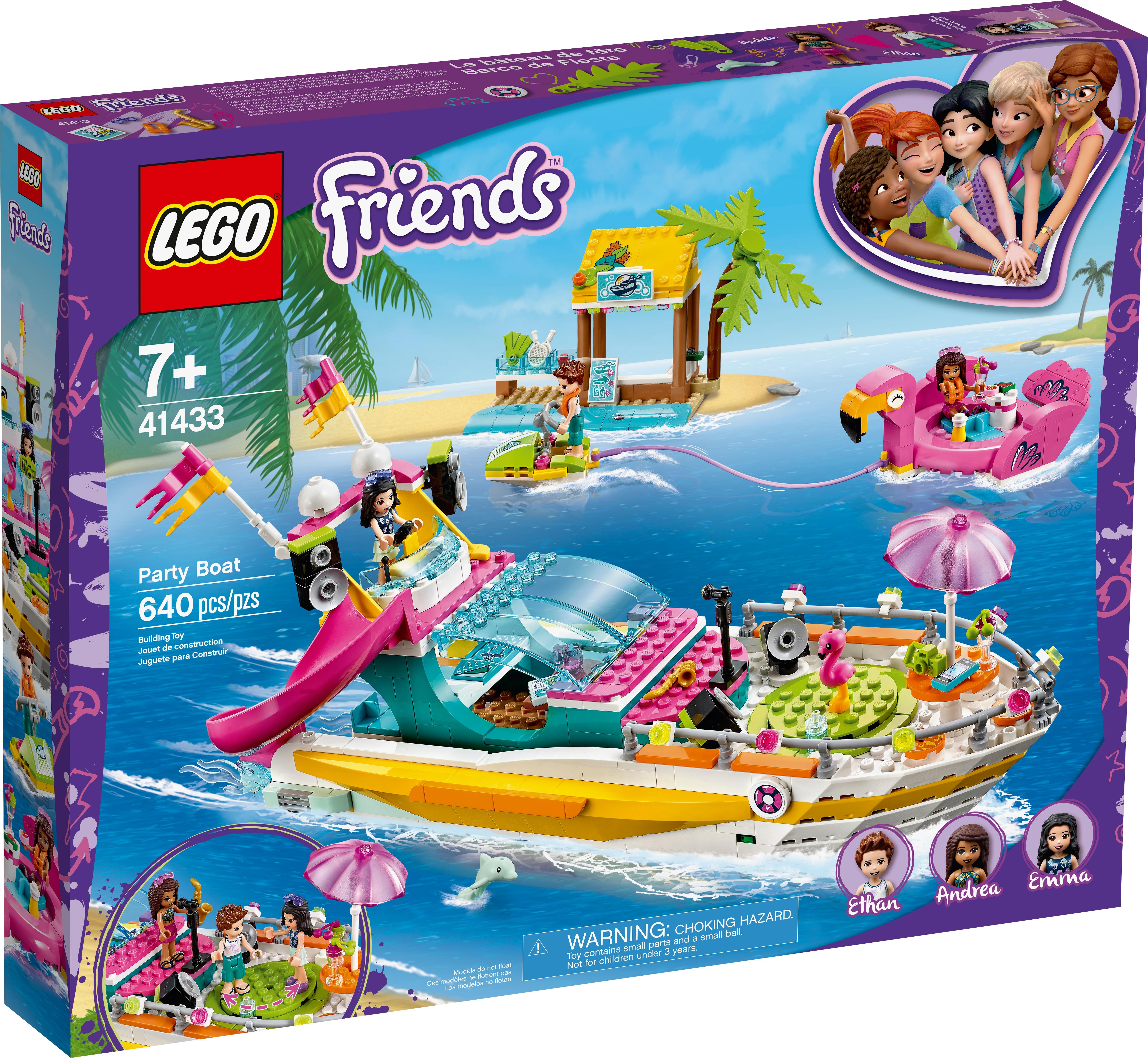 Lego Friends 41111 | Lego friends party, Lego friends, Lego