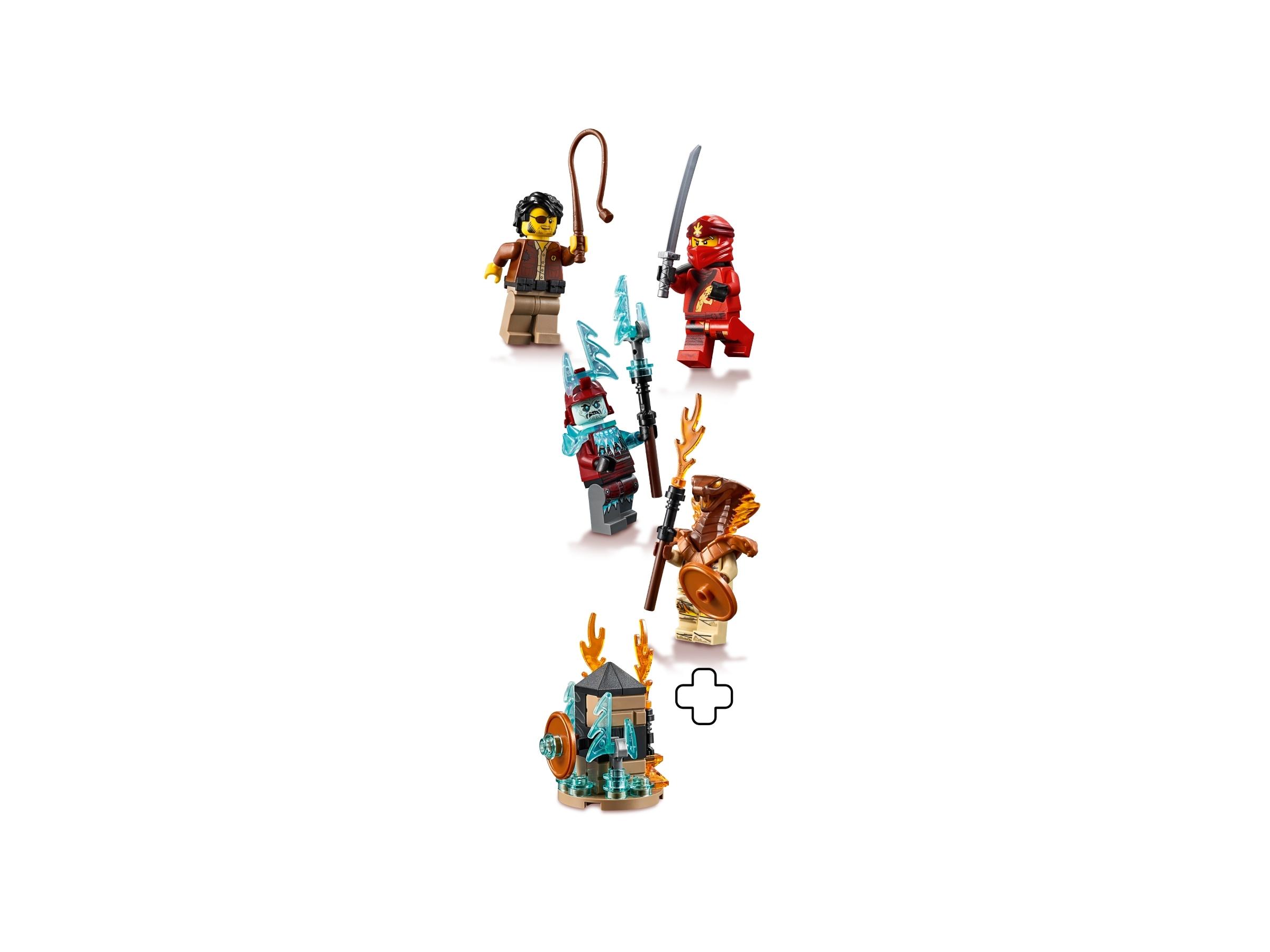 njo528 NEW LEGO Blizzard Samurai  FROM SET 40342 NINJAGO