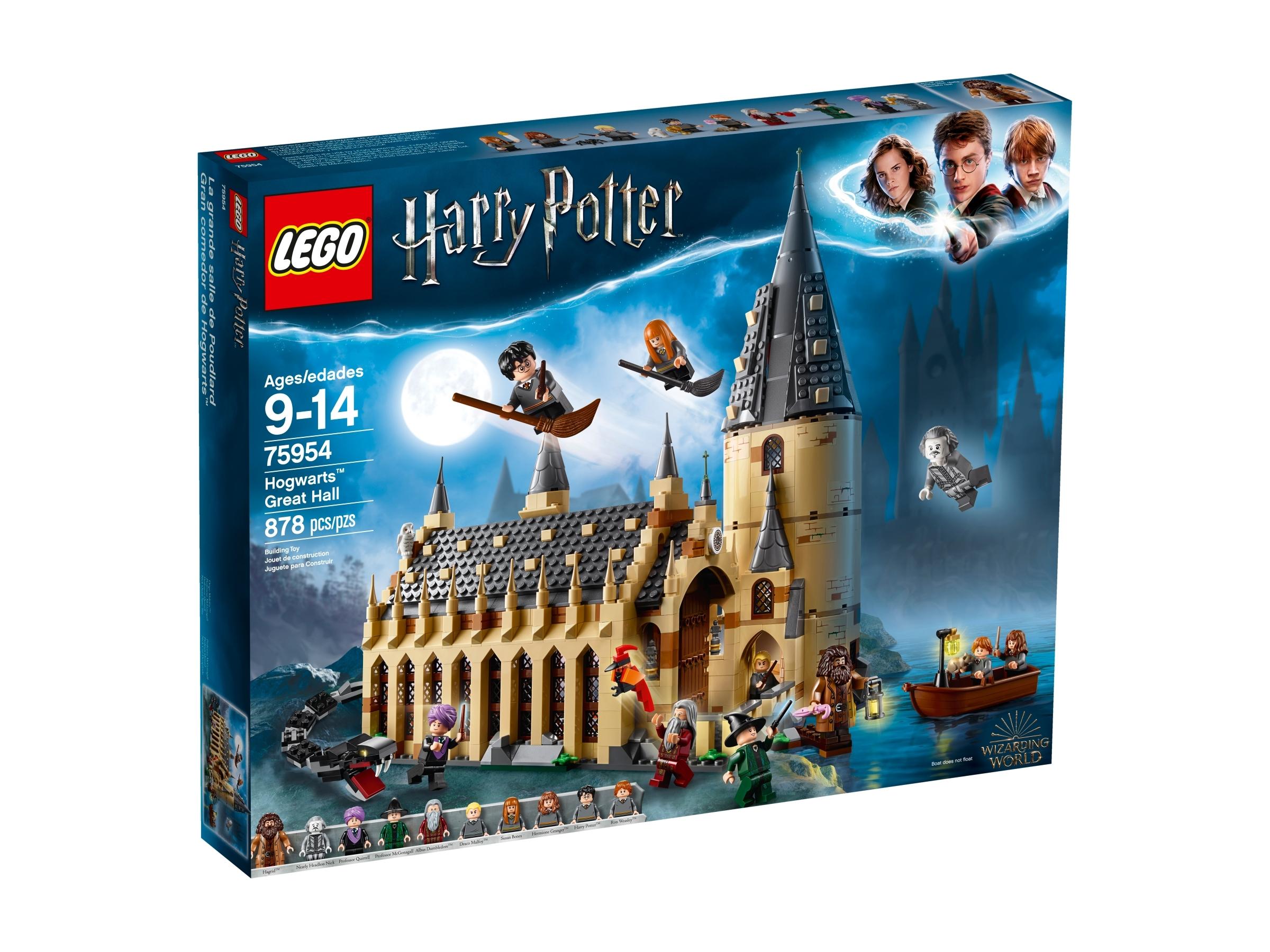 LEGO ® Minifigures-Susan Bones provenant du set 75954