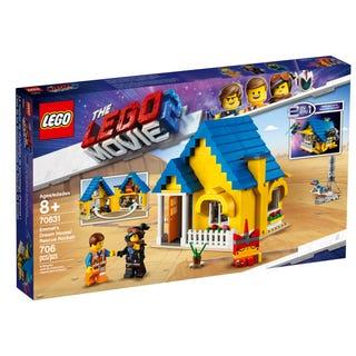 A Casa dos Sonhos de Emmet/Foguete de Resgate