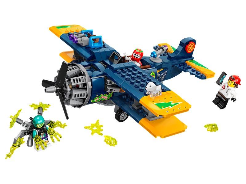 El Fuego's Stunt Plane