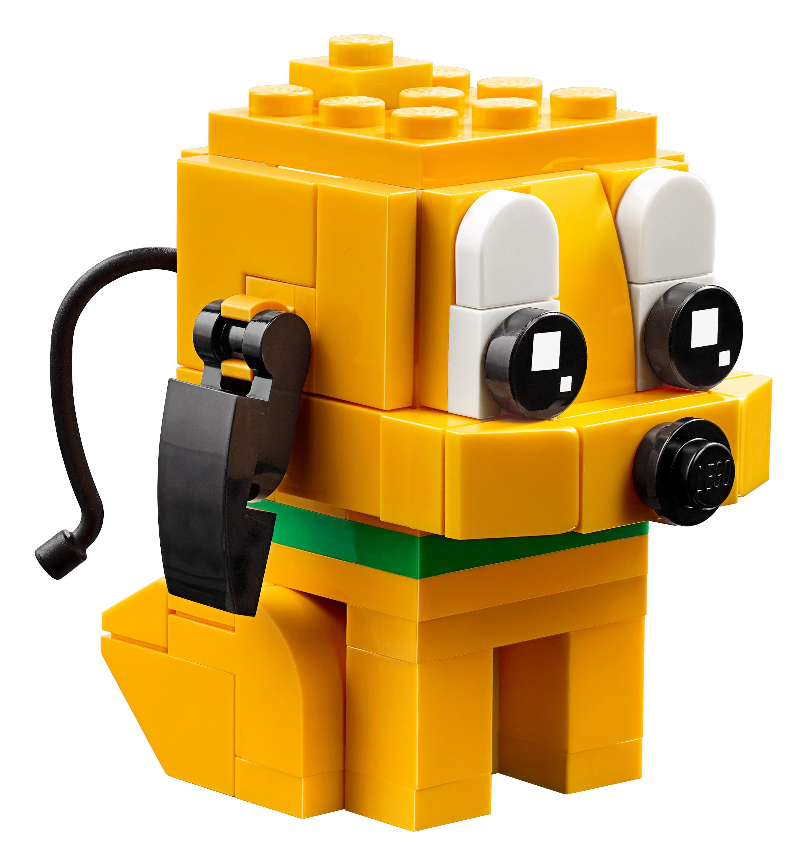LEGO® Disney™ BrickHeadz 40378 PLUTO /& GOOFY #98 #99 NEU /& OVP Blitzversand