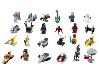 LEGO® Star Wars™ adventkalender