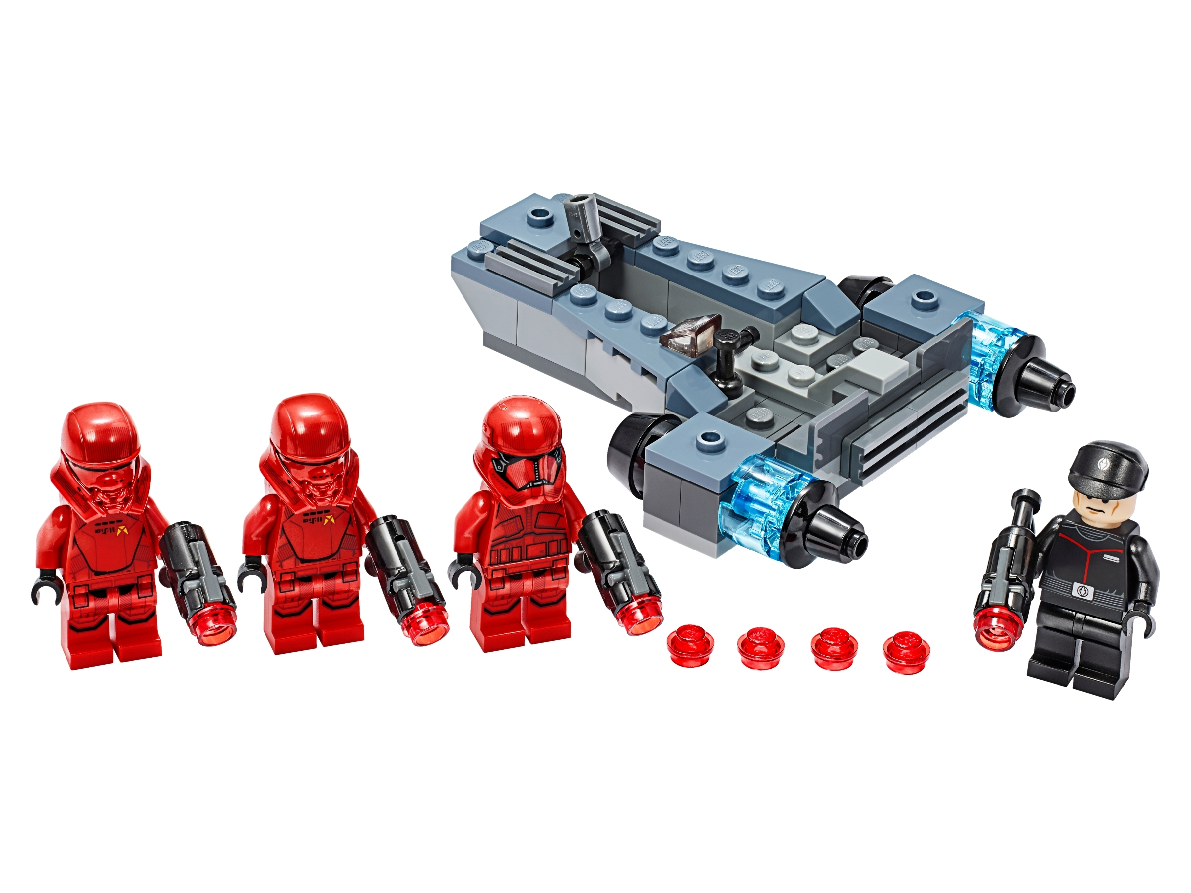 Lego Star Wars 75266 Rise of Skywalker ~ Sith Troopers ~ Free 1-2 Day Shipping ~