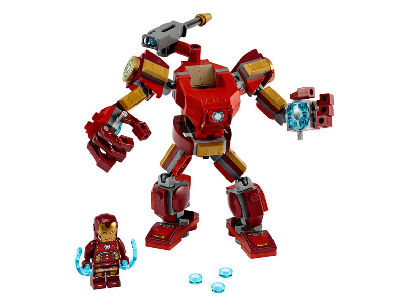 Iron Man Mech