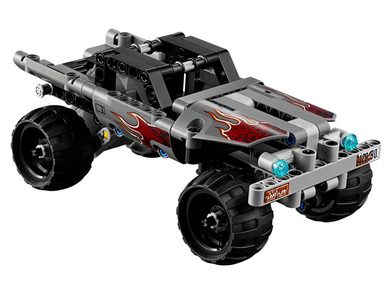 Getaway Truck 42090 | Technic™ | Buy online at the Official LEGO ...