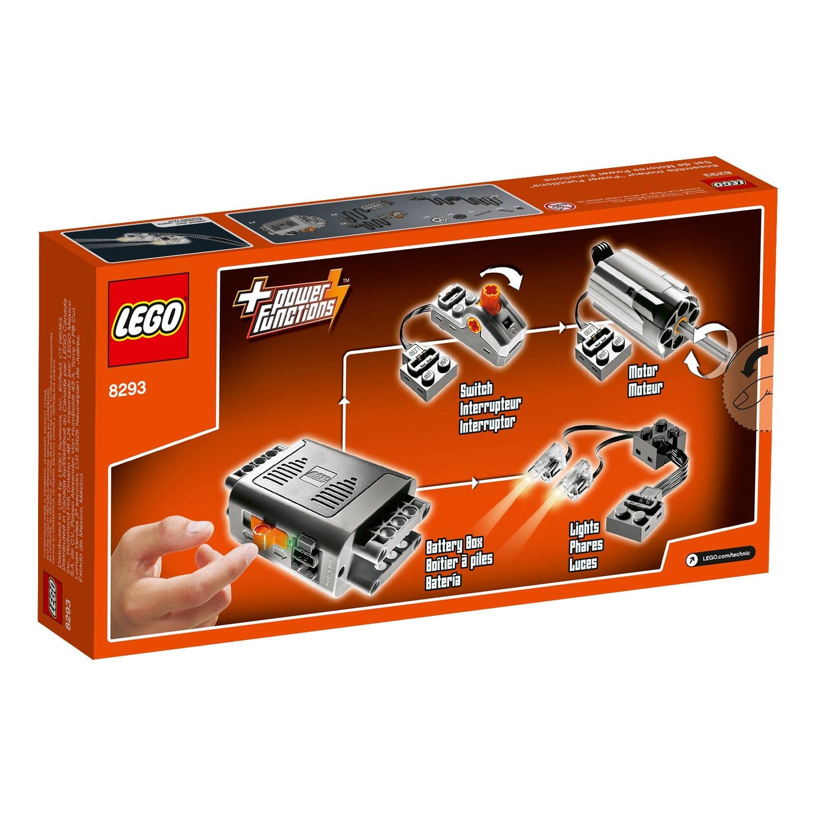 LEGO TECHNIC 8293 SET POWER FUNCTIONS
