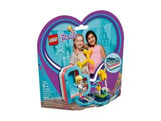 Stephanie's Summer Heart Box