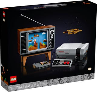 LEGO® Nintendo Entertainment System™