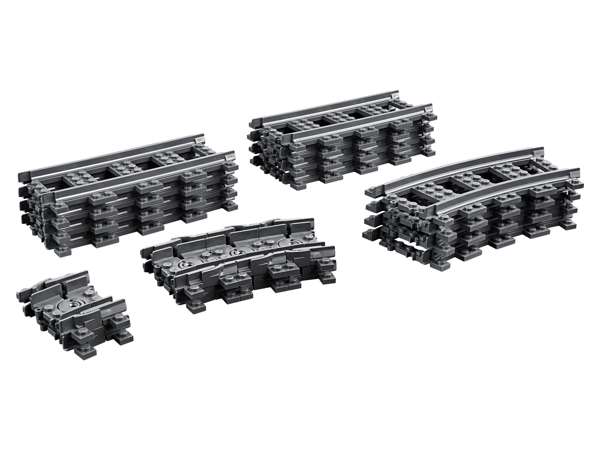 Schienen LEGO 60205 City
