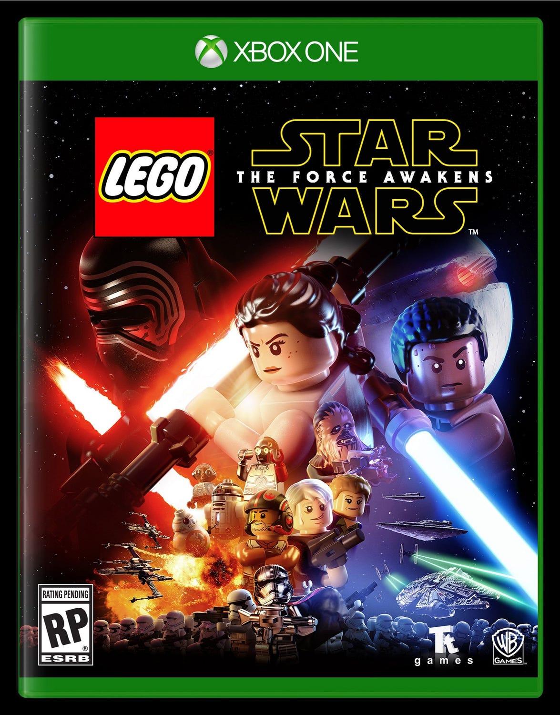 Jeu vidéo LEGO® Star Wars™ : Le Réveil de la Force pour Xbox One