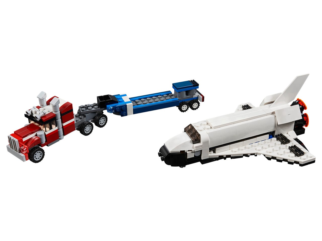 Shuttle Transporter 31091   Creator 3-in-1   Buy online at the ...