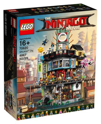 Ninjago City 70620 Ninjago Buy Online At The Official Lego Shop Us