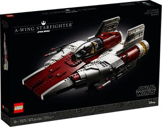 Le chasseur A-wing