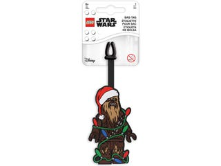 Holiday Bag Tag – Chewbacca™