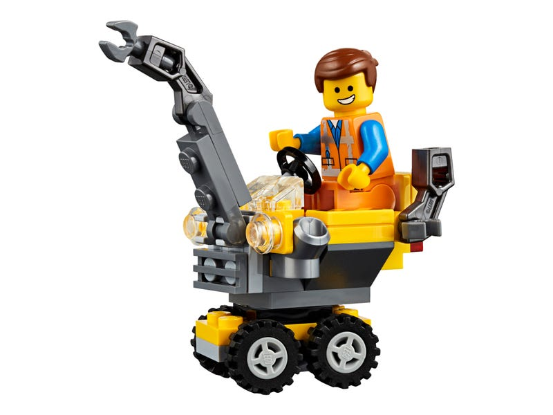 Mini Master-Building Emmet
