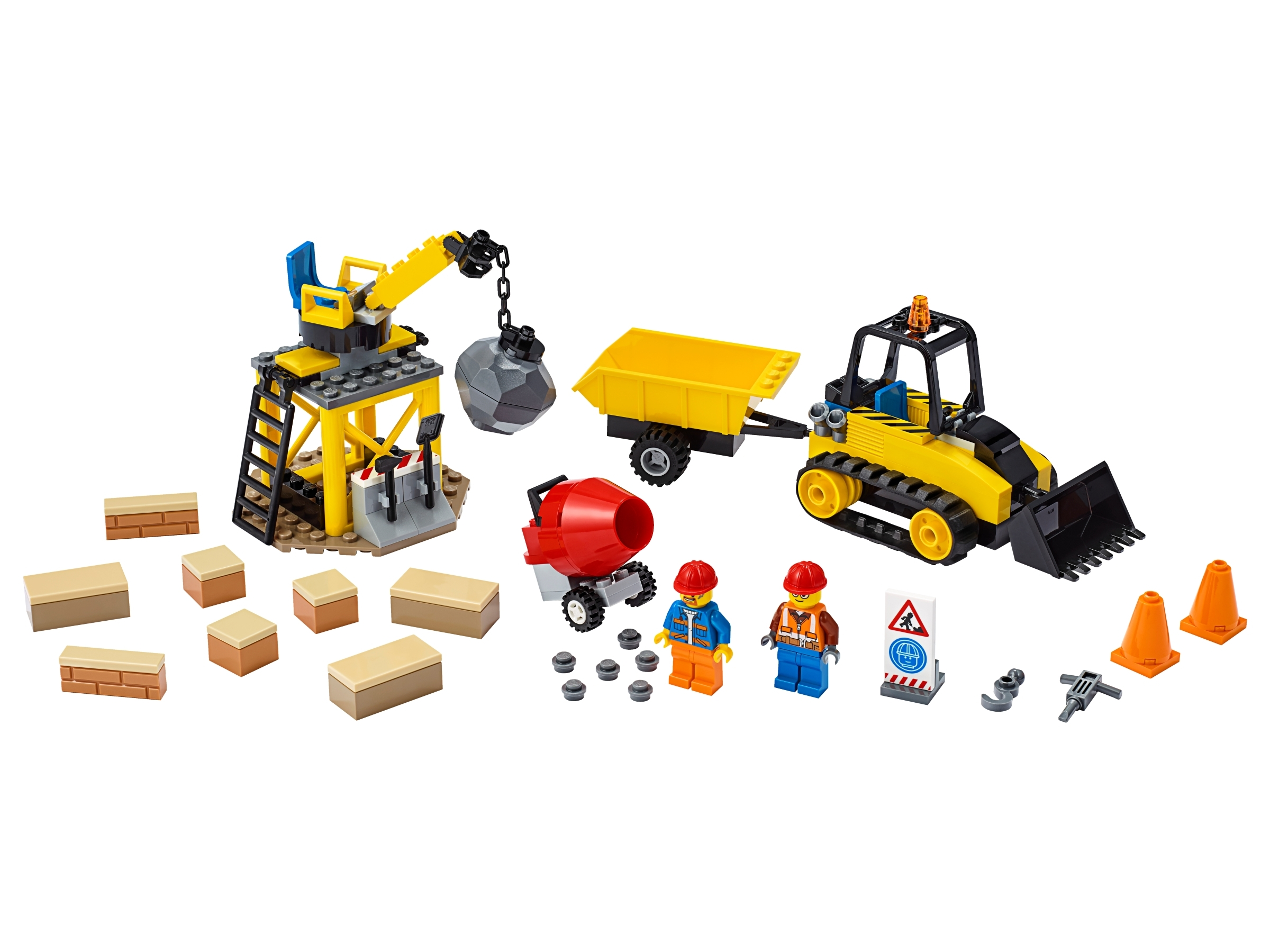 cty1025 Großvater 60234 LEGO® Minifigs City