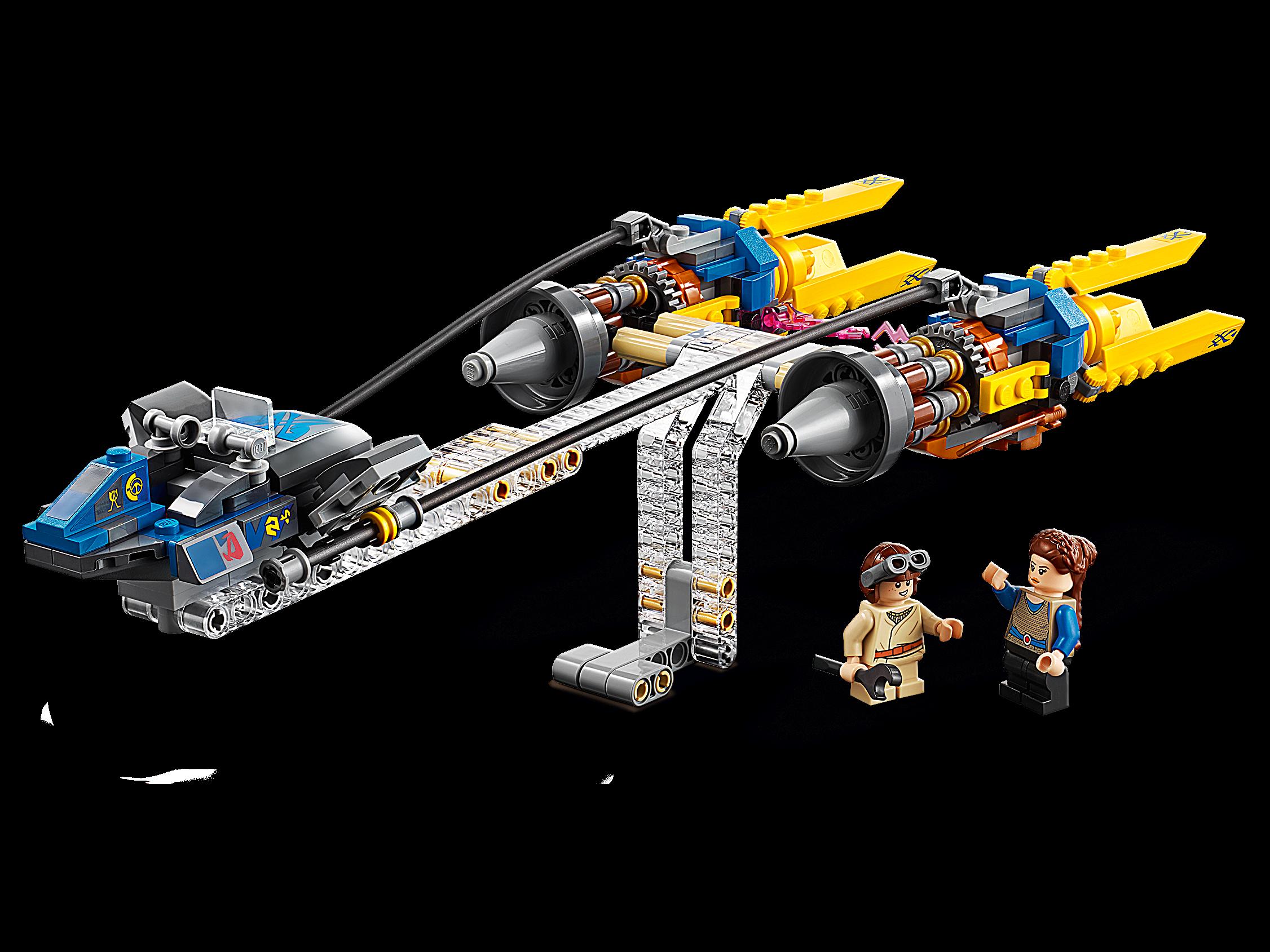 Star Wars ANAKIN/'S PODRACER 20th Anniversary Edition Lego NEW 75258