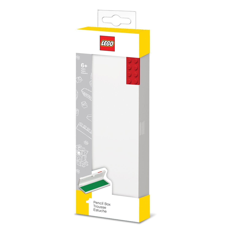 LEGO Brick Pencil Case (Red)